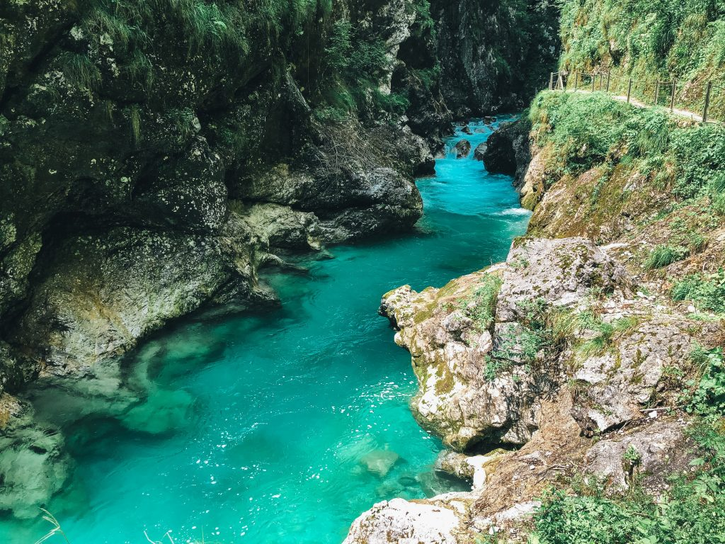 "<img src=""tolmin gorge twovelers.jpg"" alt=""Tolmin Gorge in Slovenia hiking trails in Triglav national park"">"