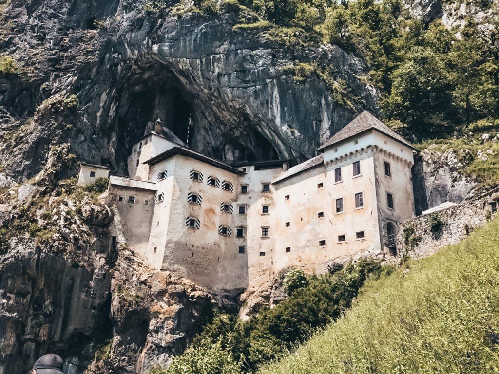 "<img src=""tPredjama castle.jpg"" alt=""Slovenia road trip twovelers hard Predjama"">"