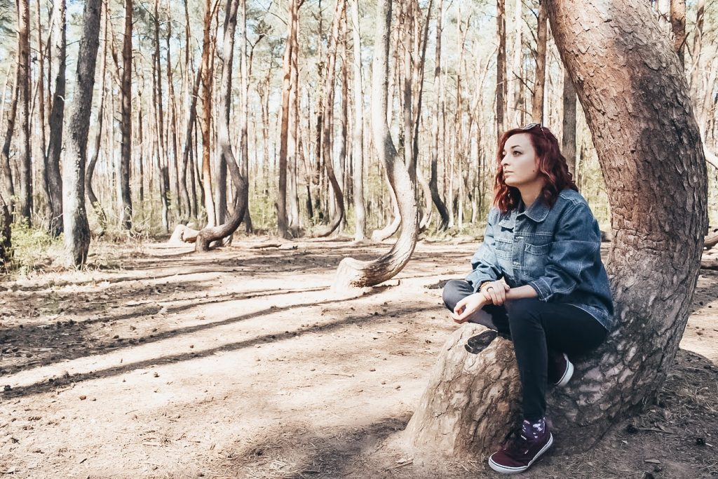 """<img src=""""twovelers-crooked forest.jpg"""" alt=""""crooked forest Poland what to see"""">"""