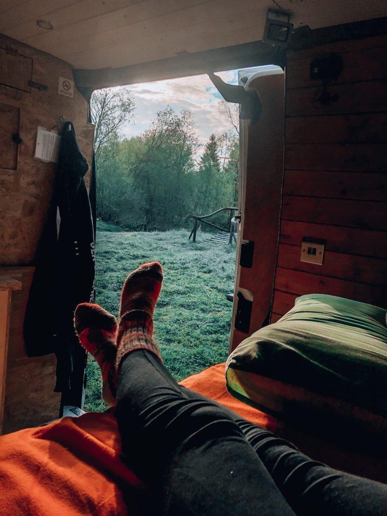 "<img src=""twovelers-obytne auto-bevan.jpg"" alt=""Twovelers blog campervan in Slovakia traveling Europe Bevan "">"